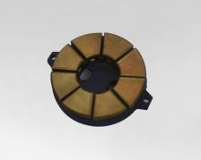 大庆止推轴承(YQS250A铜扇形块)